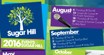 """Sugar Hill Hosts """"Sweet"""" Events"""