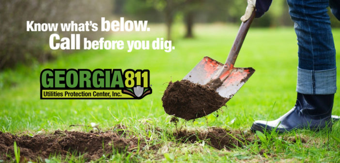 Safe digging is everyone's responsibility…and it begins with you!