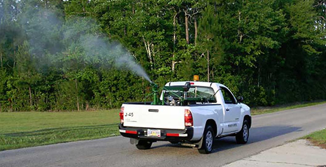 2018 City-Wide Summer Mosquito Control Program – Spraying Delay