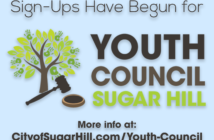 Youth Council Sign Ups Ad