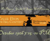 Player's Guild at Sugar Hill's Tales from the Cemetery
