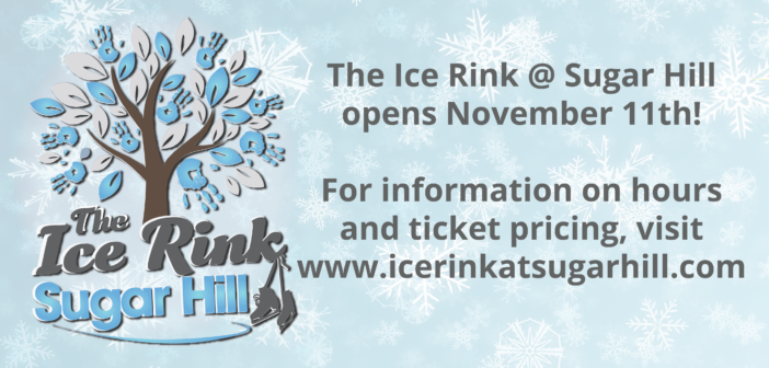The Ice Rink @ Sugar Hill Returns for a Third Season