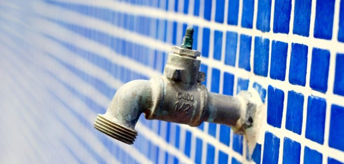 NEW WATER RESTRICTIONS IN EFFECT