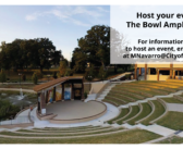 Host Your Event at The Bowl