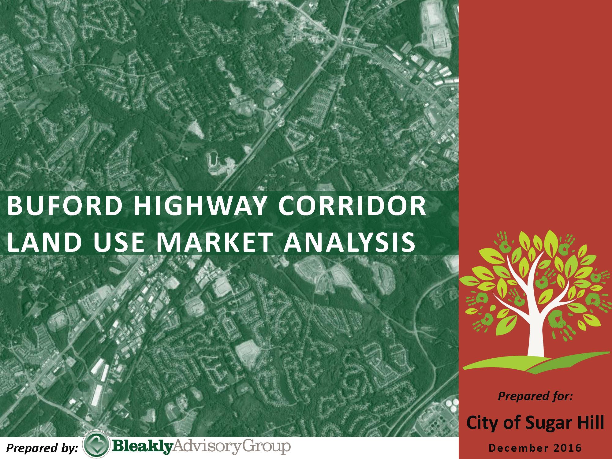 Buford Hwy Market Study