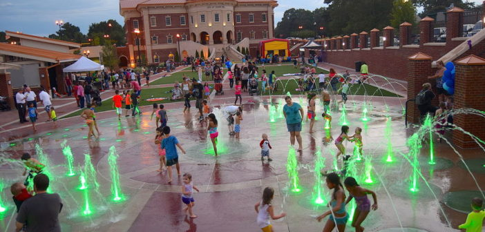 Splash Park – Closing at 2 PM on August 12th