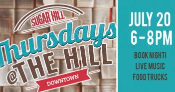 Thursdays @ The Hill