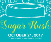 Sugar Rush – October 21, 2017