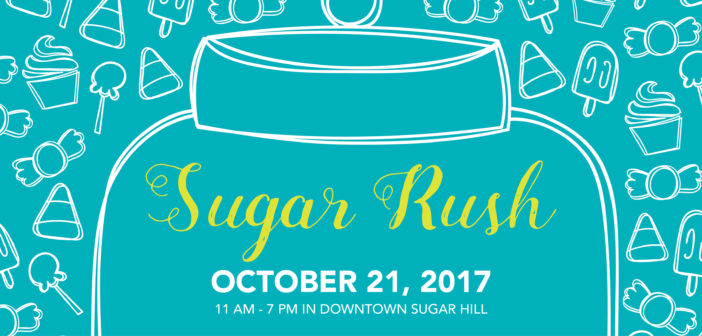 Sugar Rush – October 21, 2017