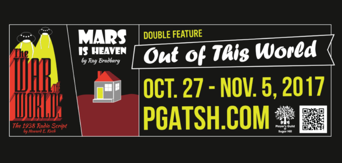 Players Guild at Sugar Hill Presents: Out of This World