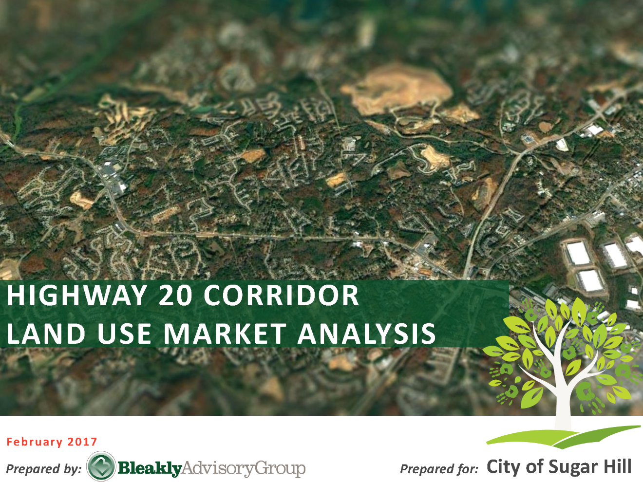 Hwy 20 Study Market Analysis