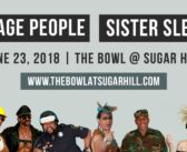 Village People Sister Sledge Tickets Available