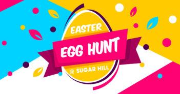 Easter Egg Hunt @ Sugar Hill