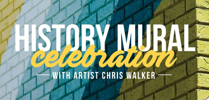 History Mural Celebration
