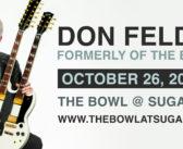 Don Felder @ The Bowl in October