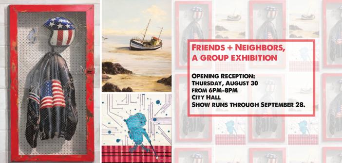 Friends + Neighbors Exhibit