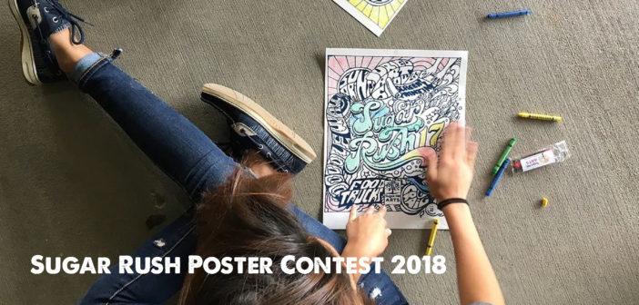 Sugar Rush Poster Contest