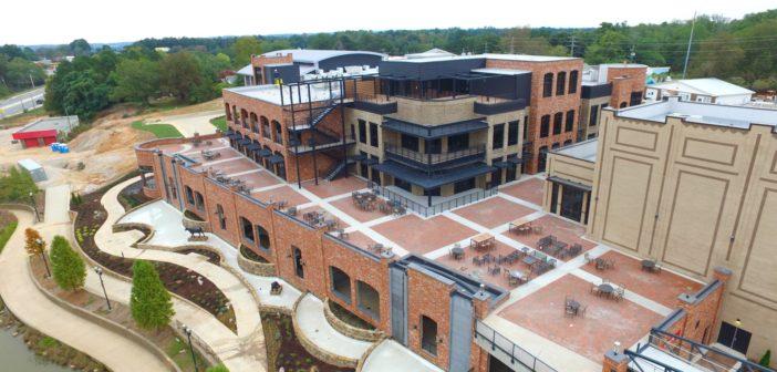Sugar Hill's E Center Development Wins Community Redevelopment Award