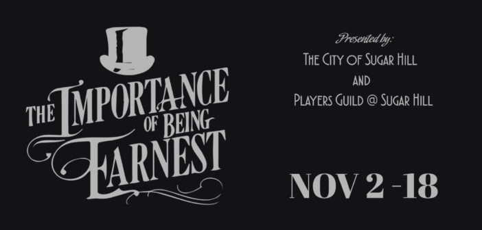 The Importance of Being Earnest – The Eagle Theatre