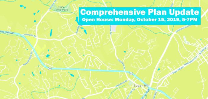 Comprehensive Plan Open House