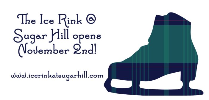 Ice Rink Opens November 2nd