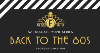 $2 Tuesdays at The Eagle: Back to the 80s