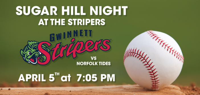 Sugar Hill Night at the Stripers