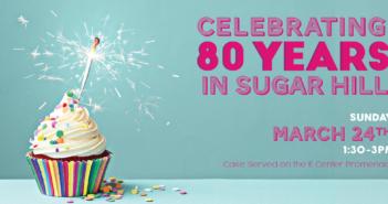 City of Sugar Hill's 80th Birthday Celebration