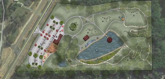 22 Acre Park Open House Information Meeting