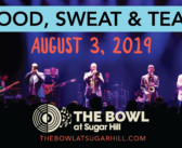Blood, Sweat & Tears Concert