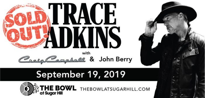Trace Adkins @ The Bowl