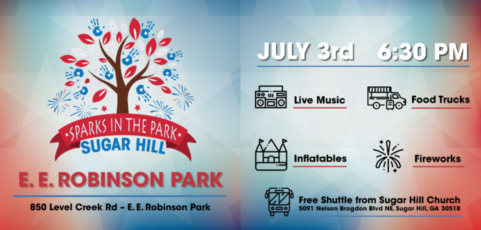 Sparks in the Park 2019
