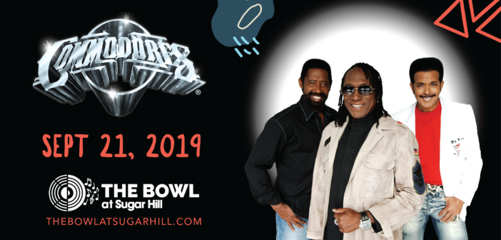Commodores Live at The Bowl