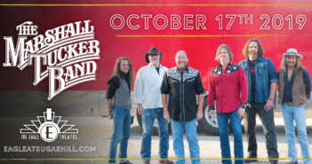 The Marshall Tucker Band at The Eagle