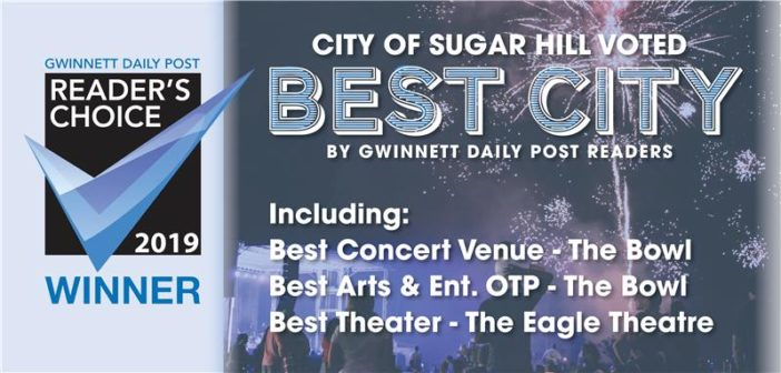 Sugar Hill wins Best City