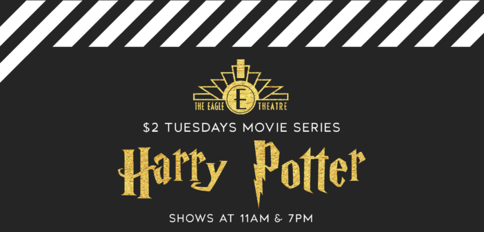 $2 Tuesdays: Harry Potter