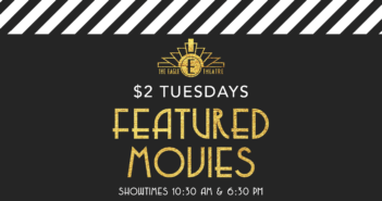 January Movies @ The Eagle