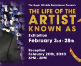 Barry Palmer Artist Exhibition