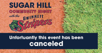 Sugar Hill Community Night with the Stripers