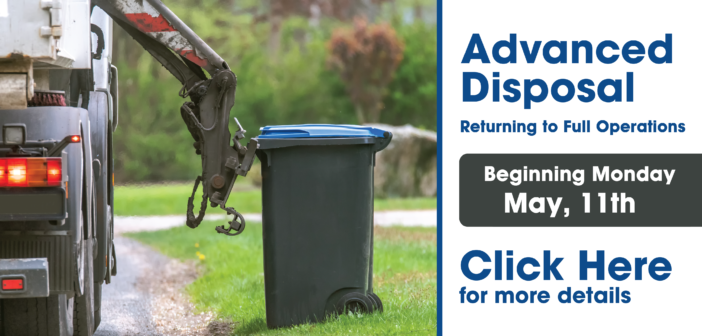 Operational Updates from Advanced Disposal
