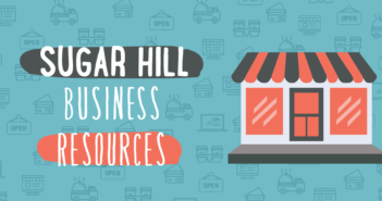 Sugar Hill Business Resource Graphic