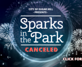 Sparks in the Park 2020 Canceled