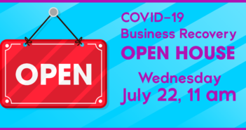 Covid-19 Business Recovery Open House
