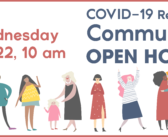 Covid-19 Recovery Community Open House