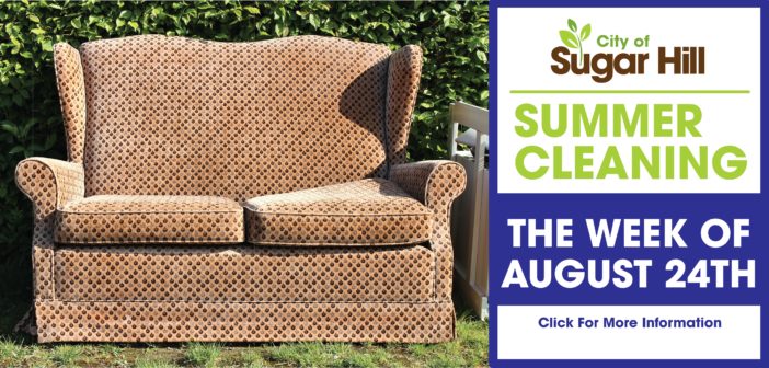 Advanced Disposal Summer Cleaning Event