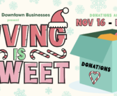 Giving is Sweet