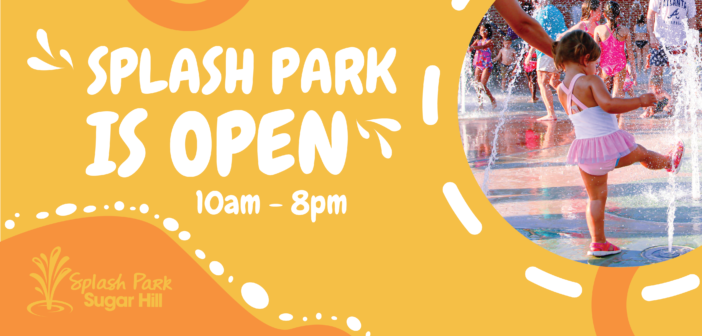 Splash Park Opening
