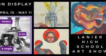 Lanier HS Art Show