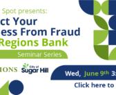 Business Incubator and Regions Bank Business Development Seminar